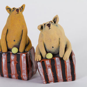 art-of-greenwood-yellow-dogs